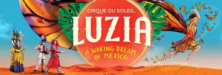 Cirque du soleil LUZIA a walking dream of mexico by AliciaBorchardt