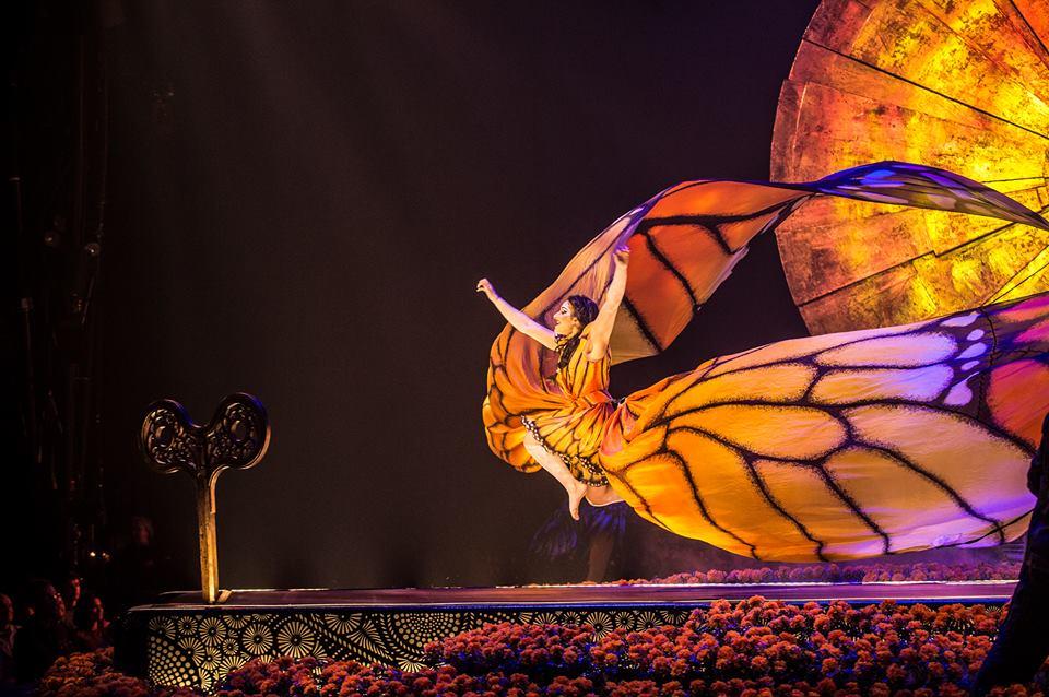 Disfruta del majestuoso show LUZIA de Cirque Du Soleil.