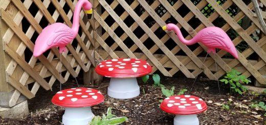 DIY Como decorar el jardin