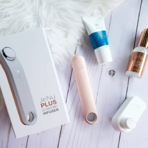 JeNu Plus Ultrasonic Infuser kit blog review