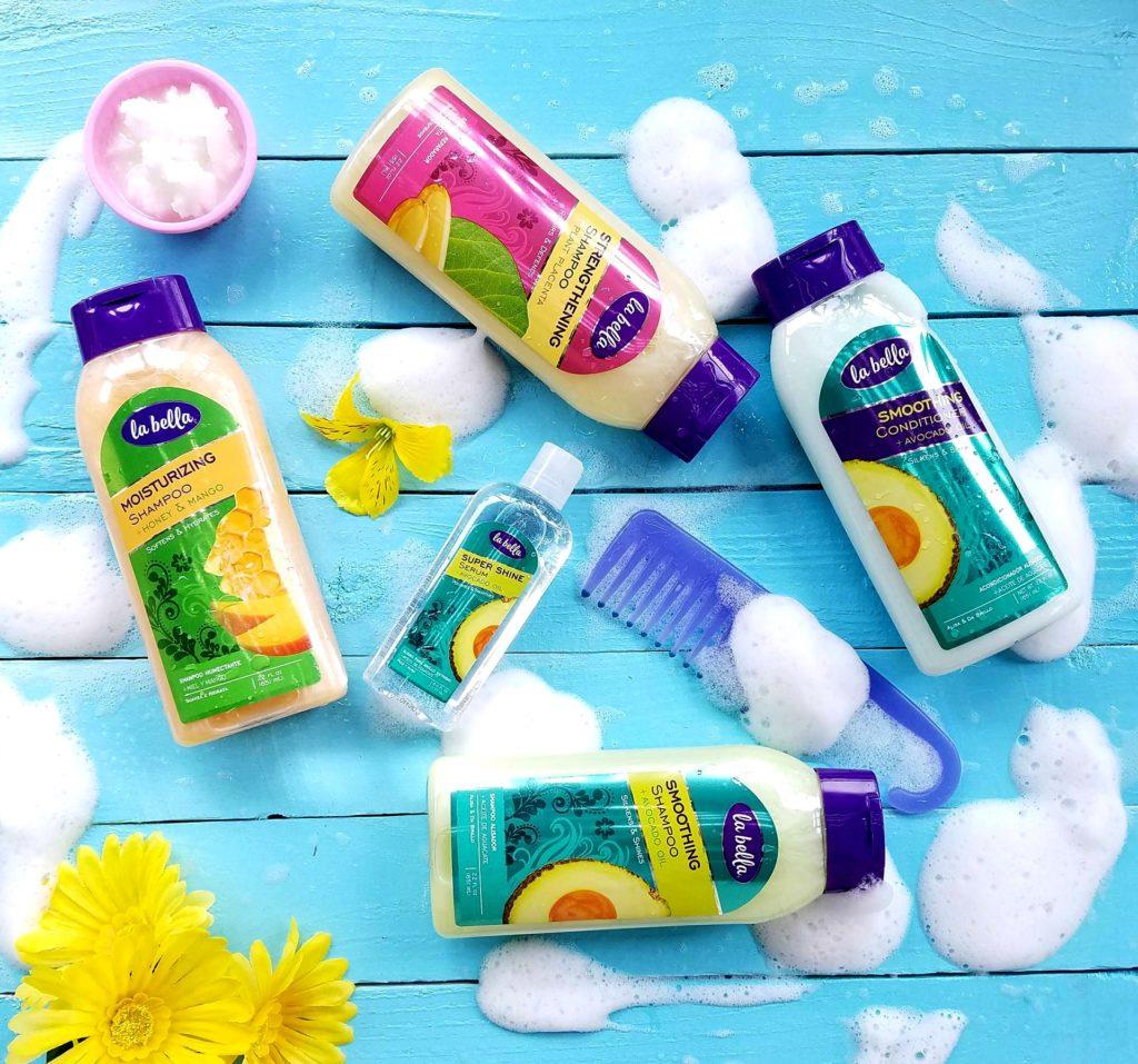 Productos La Bella® Beauty para el cuidado del cabello