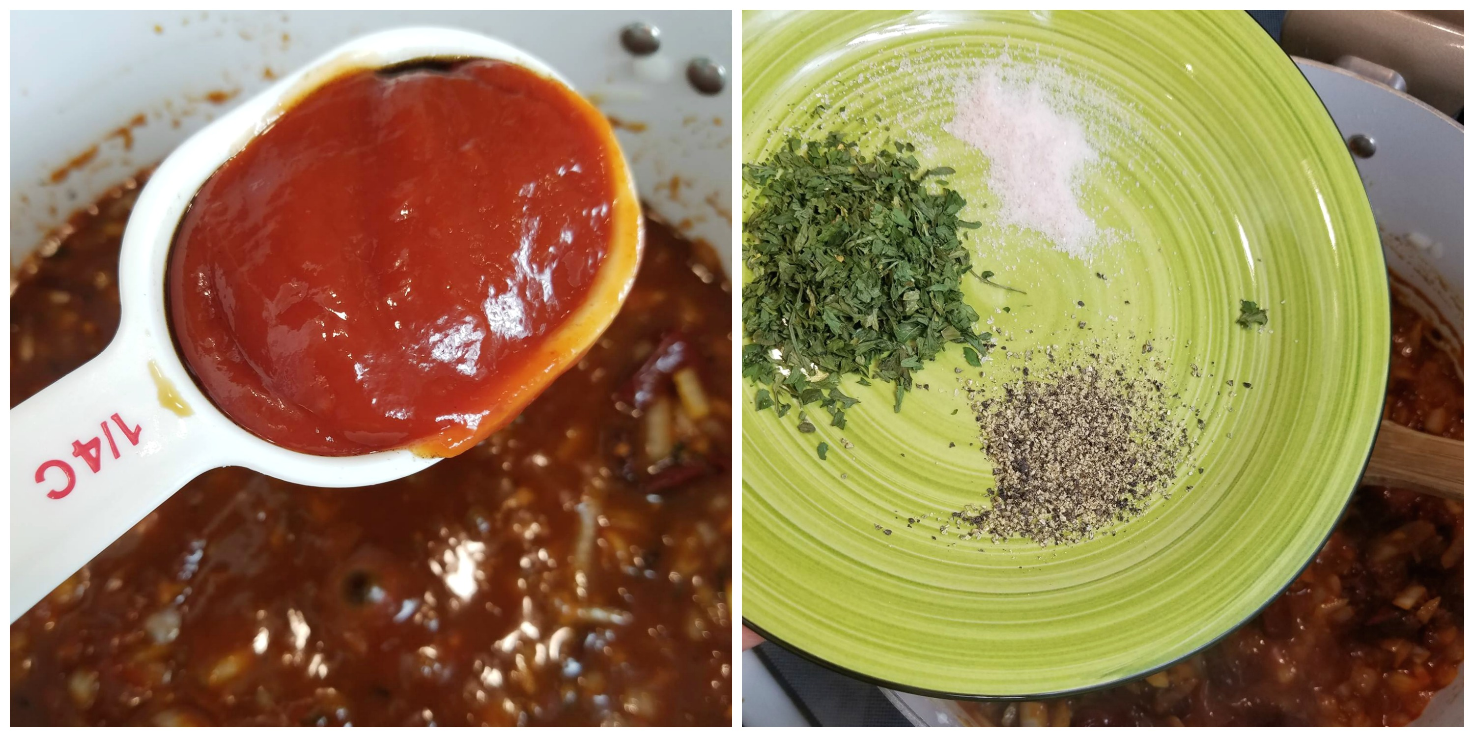 Homemade spicy chipotle BBQ Sauce
