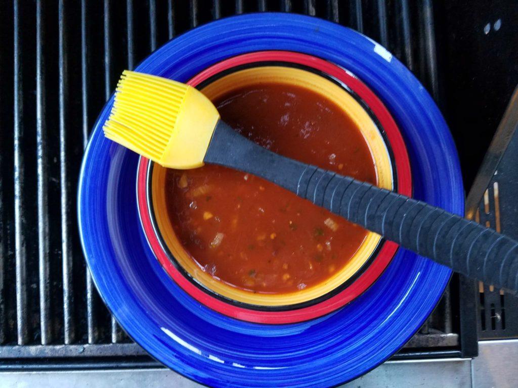 Salsa chile chipotle BBQ Casera con salsa La Morena by aliciaborchardt
