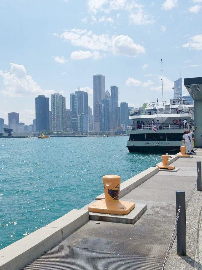 navy pier chicago actividades