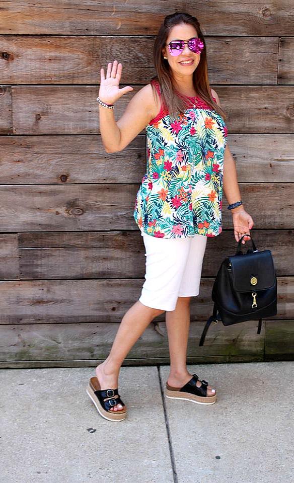 trucos al vestir en verano y lucir mas juvenil despues de los 40