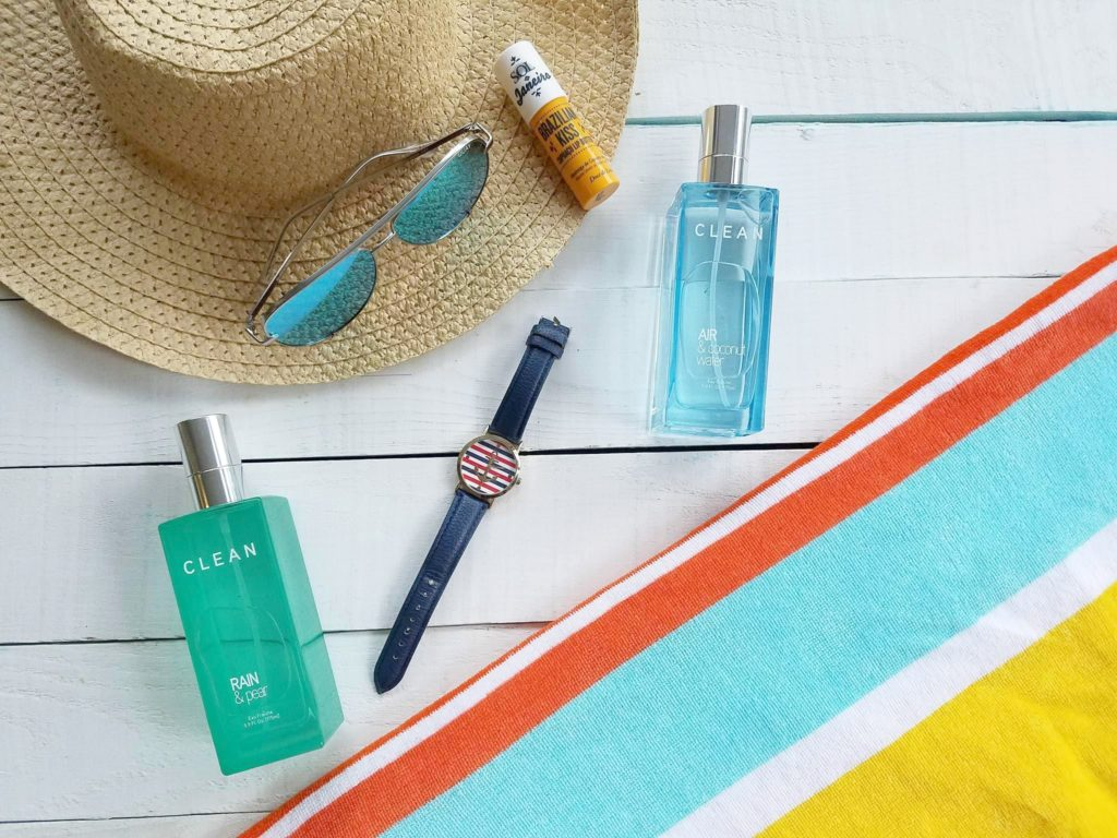 CLEAN Eau Fraiche summer fresh perfume collection