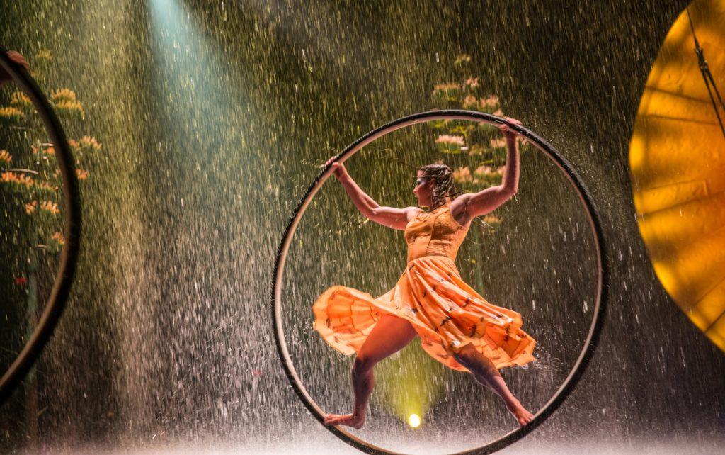 cirque du soleil chicago show
