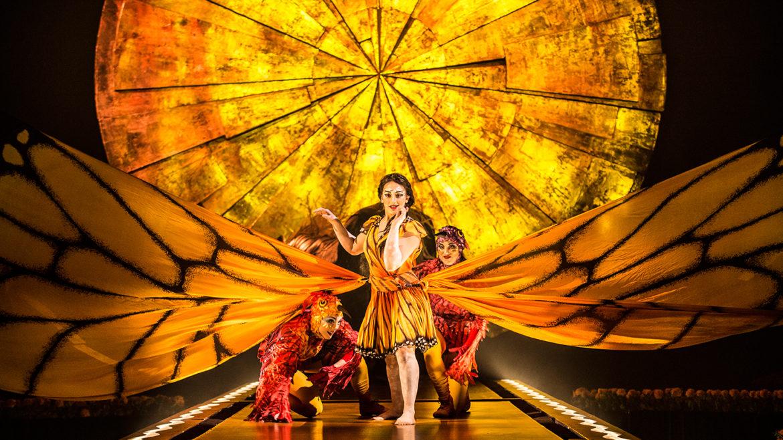 cirque du soleil presentacion en chicago
