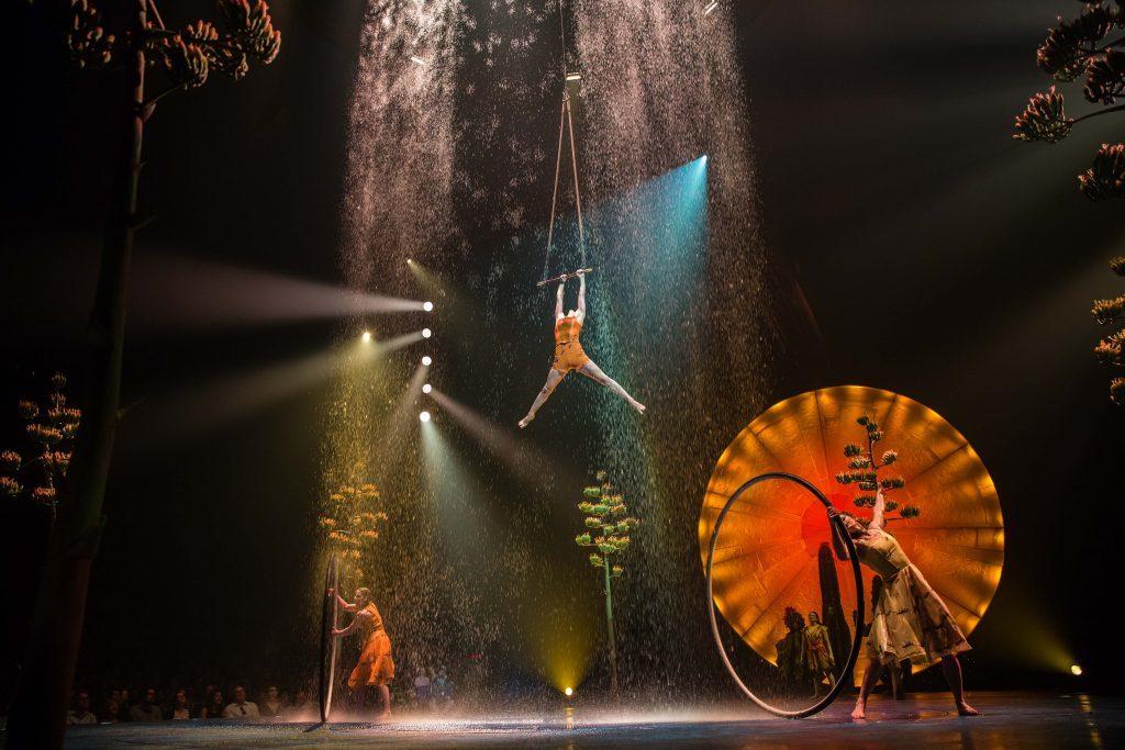 cirque du soleil water show
