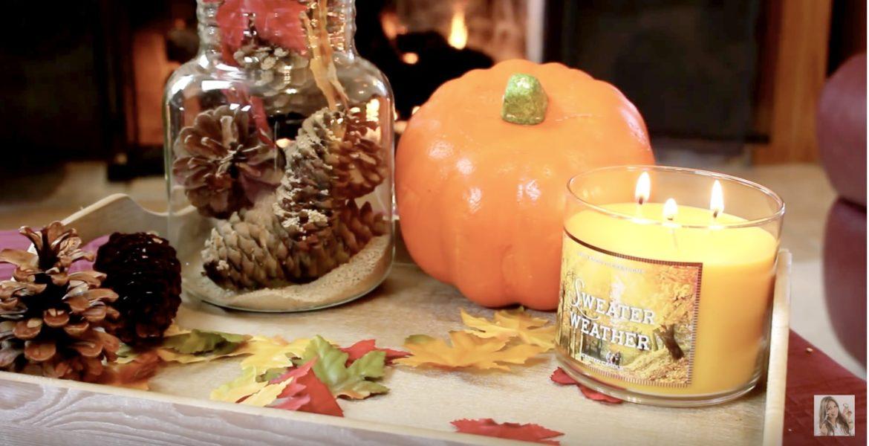 Como decorar la casa de Otoño aromas y colores decoracion