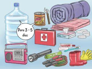 Como prepararse para catastrofes naturales