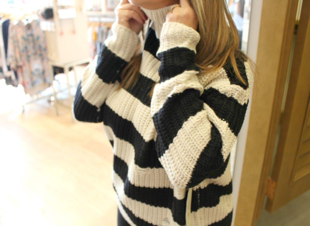 Evereve cozy trend sweater