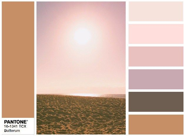 pantone buterum color tendencia moda otoño 2017