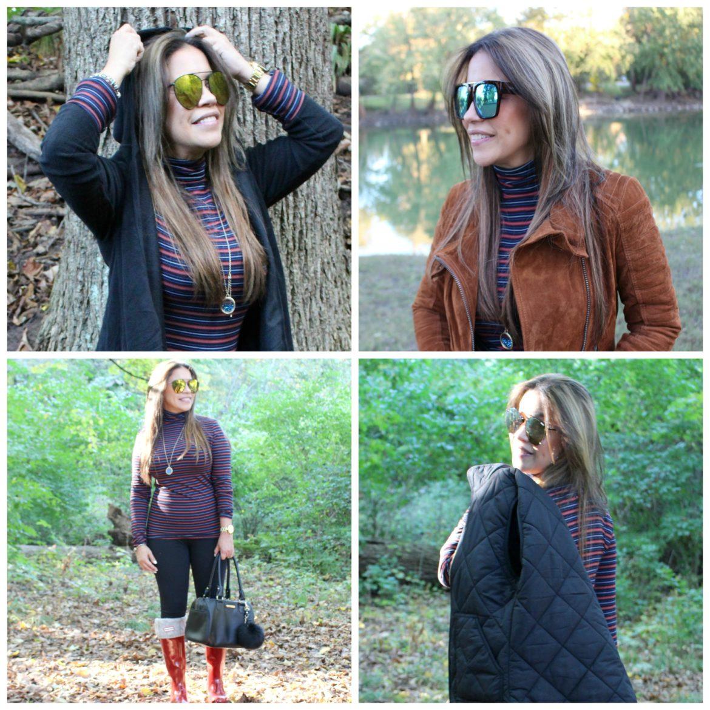 Como vestir en capas en otoño y estar a la moda CUDDL DUDS