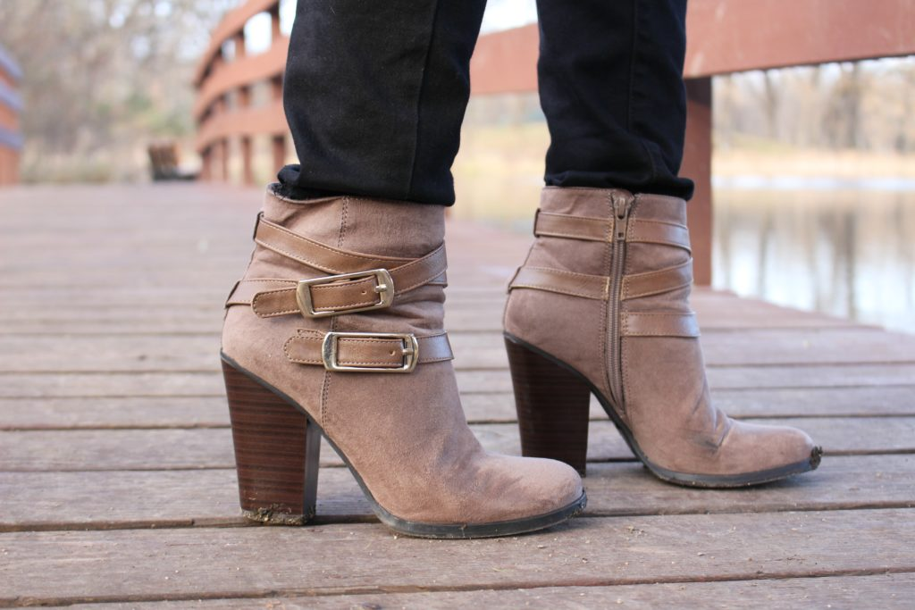 booties fashion fall trend by alicia borchardt